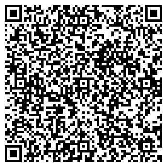 QR-код с контактной информацией организации КАМП ТРЭВЕЛ