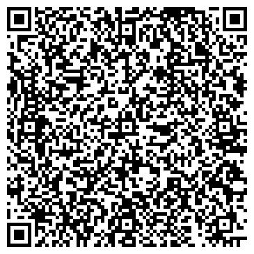 QR-код с контактной информацией организации КЛУБ МЕЖДУНАРОДНЫХ ПУТЕШЕСТВИЙ