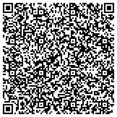 QR-код с контактной информацией организации Туристическая компания «МЕТРОПОЛЬ ЭКСПРЕСС»