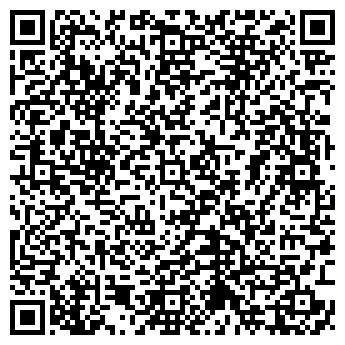 QR-код с контактной информацией организации КРОКИН ГАЛЕРЕЯ