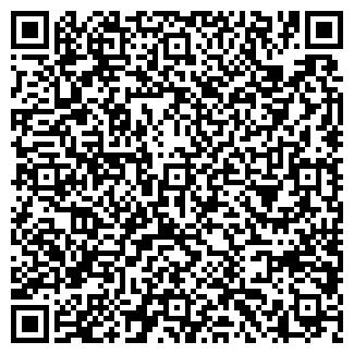 QR-код с контактной информацией организации MON SALON