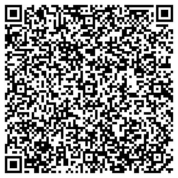 QR-код с контактной информацией организации KLM