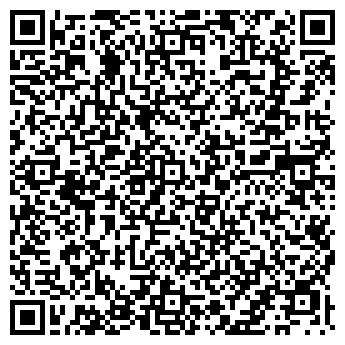 QR-код с контактной информацией организации ОМВД Ростокино