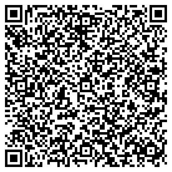 QR-код с контактной информацией организации ООО КОМФОРТ АН