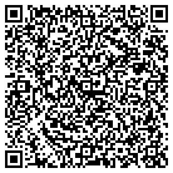 QR-код с контактной информацией организации ООО МОСТСТРОЙРЕСУРС