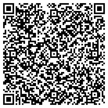 QR-код с контактной информацией организации Мастерский участок