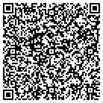 QR-код с контактной информацией организации КАРАВАЙЦЕФФ