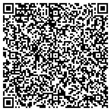 QR-код с контактной информацией организации АКАДЕМИЯ ЯЗЫКА, ШКОЛА