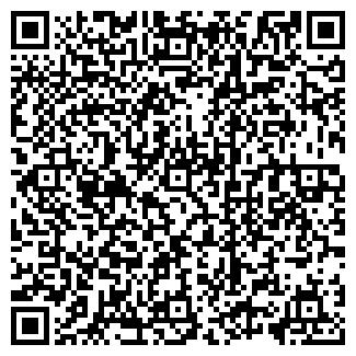 QR-код с контактной информацией организации ЗАО КНАКЕР