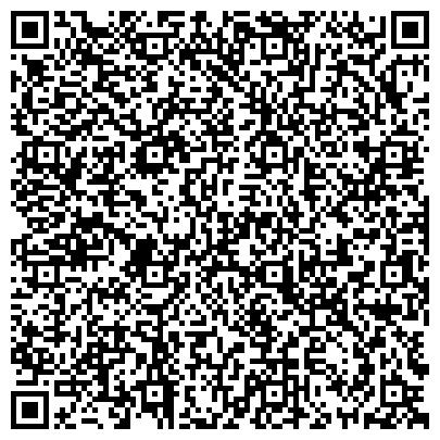 QR-код с контактной информацией организации ОТДЕЛ ВОЕННОГО КОМИССАРИАТА МО  по городам Балашиха, Железнодорожный,  Реутов и Балашихинскому району.