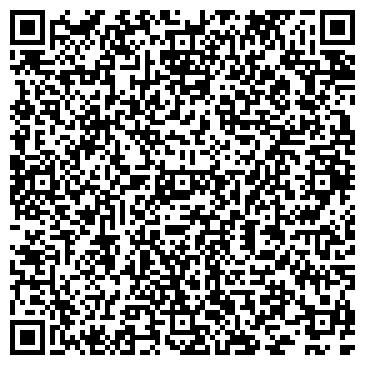 QR-код с контактной информацией организации Отдел полиции по обслуживанию п. Заря