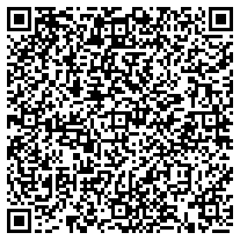 """QR-код с контактной информацией организации Сеть ветеринарных клиник """"ЛЕБЕДИ"""""""
