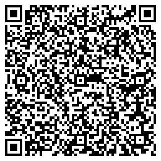 QR-код с контактной информацией организации ПЕЖО, Индивидуальный предприниматель