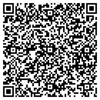 QR-код с контактной информацией организации ОСТРОВ