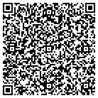 QR-код с контактной информацией организации Дополнительный офис № 7814/060