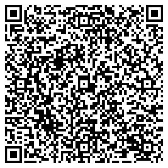 QR-код с контактной информацией организации ЖУРАВУШКА, ДЕТСКИЙ САД № 1