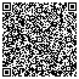 QR-код с контактной информацией организации КОТ БЕГЕМОТ