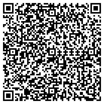 QR-код с контактной информацией организации ПЛАНЕТА ТУР