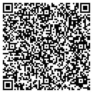 QR-код с контактной информацией организации ООО РУСЬ