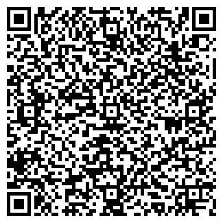 QR-код с контактной информацией организации ЛЕДИСАН