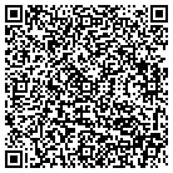 QR-код с контактной информацией организации ЦЫБИНСКАЯ ШКОЛА