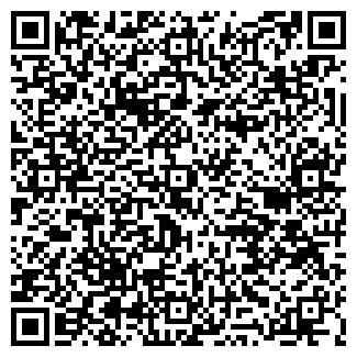 QR-код с контактной информацией организации НИРВАНА