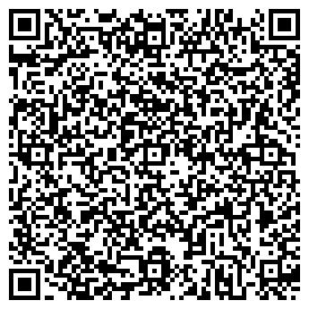 QR-код с контактной информацией организации ПЛАНЕТА ЗАПЧАСТЕЙ