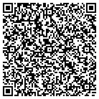 QR-код с контактной информацией организации Поликлиника № 5