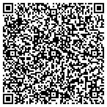 QR-код с контактной информацией организации СИНЯЯ ПТИЦА, ДЕТСКИЙ САД № 1