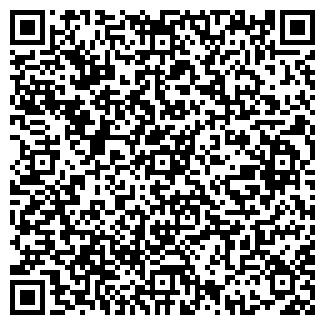 QR-код с контактной информацией организации ВИВАТ КЛУБ