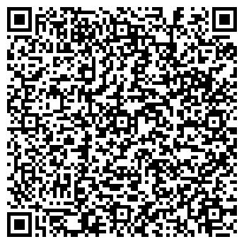 QR-код с контактной информацией организации ЗАО Клинский филиал  ТРАДО-БАНК