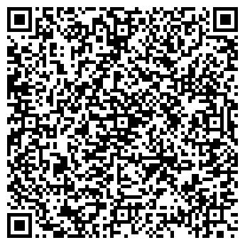 QR-код с контактной информацией организации ЧЕБУРАШКА, ДЕТСКИЙ САД № 52