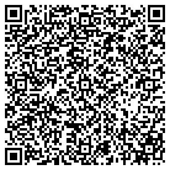 QR-код с контактной информацией организации ЛУЧИК, ДЕТСКИЙ САД № 74