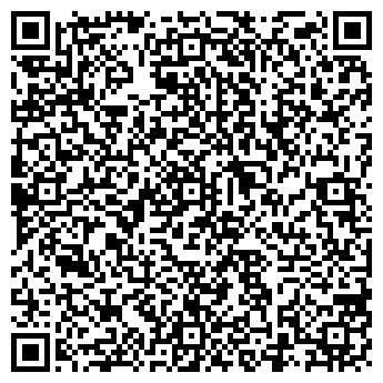 QR-код с контактной информацией организации РАДУГА, ДЕТСКИЙ САД № 30