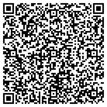 QR-код с контактной информацией организации РОСИНКА, ДЕТСКИЙ САД № 72