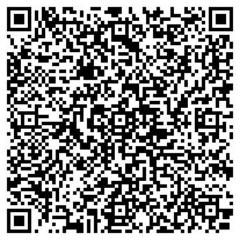 QR-код с контактной информацией организации СОСЕНКА, ДЕТСКИЙ САД № 43