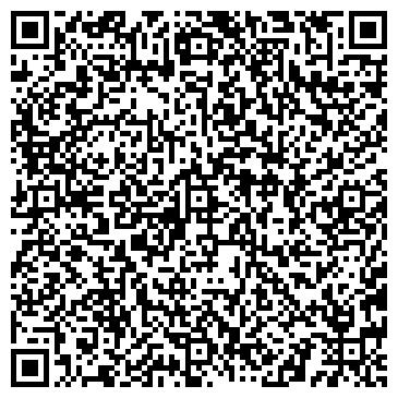 QR-код с контактной информацией организации ДЕДЕНЕВСКАЯ ШКОЛА ИМ. Н.К. КРУПСКОЙ