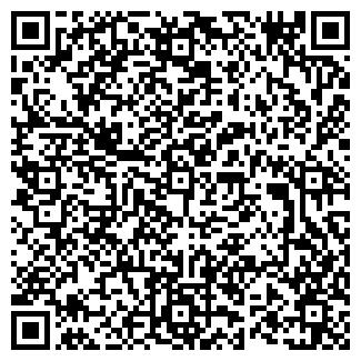 QR-код с контактной информацией организации ГВОЗДЬ