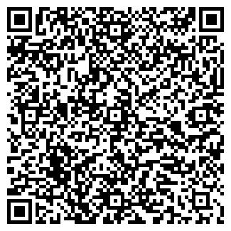 QR-код с контактной информацией организации РОГАЧЁВСКАЯ ШКОЛА
