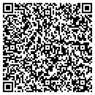 QR-код с контактной информацией организации РЫБНЕНСКАЯ ШКОЛА