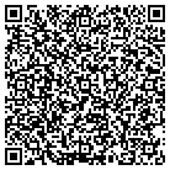 QR-код с контактной информацией организации ЯХРОМСКАЯ ШКОЛА № 1