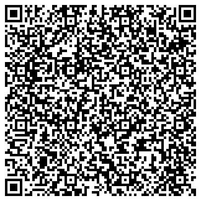 QR-код с контактной информацией организации ОБЪЕДИНЁННЫЙ ВОЕННЫЙ КОМИССАРИАТА по городам Дмитров, Яхрома и Дмитровскому району.