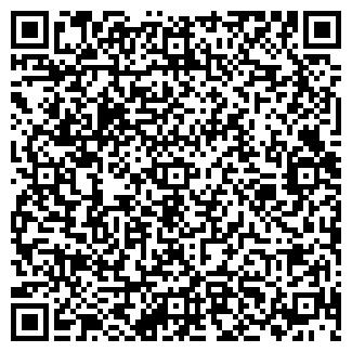 QR-код с контактной информацией организации АГАВА