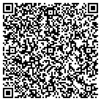 QR-код с контактной информацией организации КУХНИ БЛЮЗ