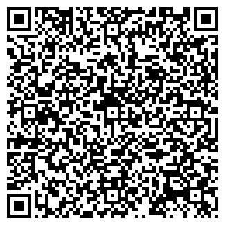 QR-код с контактной информацией организации SUBWAY