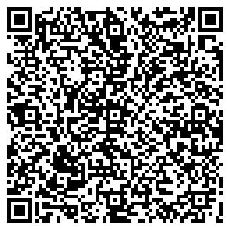 QR-код с контактной информацией организации ДЖЕНИС