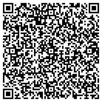 QR-код с контактной информацией организации ПЕТРОВСКИЕ ОКНА