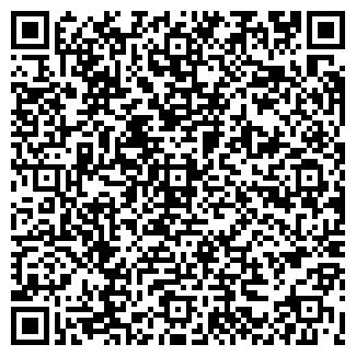 QR-код с контактной информацией организации ЁЛОЧКИ