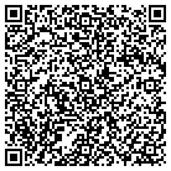 QR-код с контактной информацией организации ПОДМОСКОВЬЕ, ДЕТСКИЙ САД