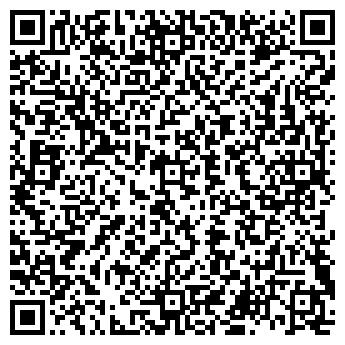 QR-код с контактной информацией организации ВЕТЕРОК, ДЕТСКИЙ САД № 41
